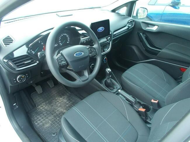 Ford Fiesta 1,1Benzyna 85PS!!!KLIMA!!NAVI!!! Białystok - zdjęcie 5