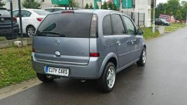 Opel Meriva 1.6 B 105 KM 157 tys. km Klimatyzacja z Niemiec Rzeszów - zdjęcie 2