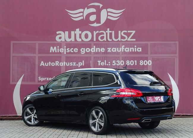 Peugeot 308 F-ra Vat 23% GT LINE Full Led Panorama Bezwypadkowy Warszawa - zdjęcie 4