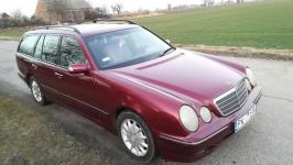 Mercedes-Benz Klasa E 1 Właściciel w Polsce, Zadbany, 3.2 CDI Kalisz - zdjęcie 1