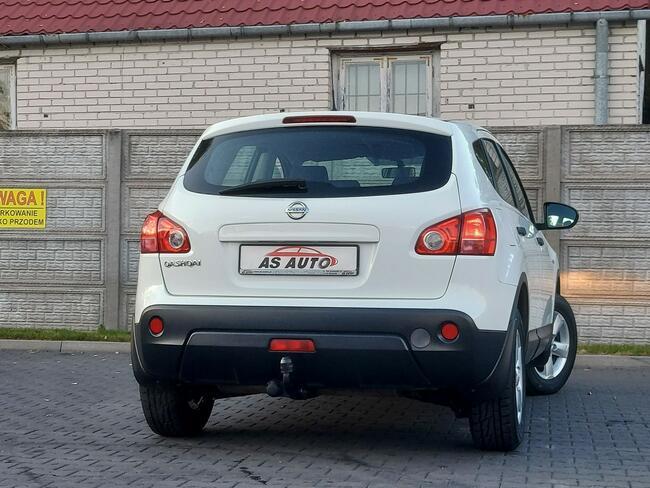 Nissan Qashqai 1,6i 115KM Tempomat/Alu/Serwis/AUX/GwArAnCjA Węgrów - zdjęcie 3