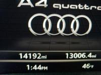 Audi A4 2018, 2.0L, 4x4, porysowany lakier Warszawa - zdjęcie 8