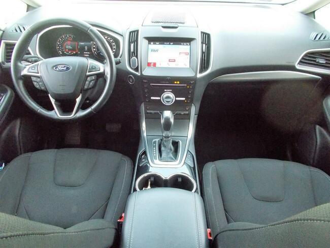 Ford S-Max 2.0 150KM. Powershift. Krajowy. FVAT. Częstochowa - zdjęcie 12