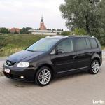 Volkswagen Touran 1.9Tdi*105KM*7 Osób*BKC*Gwarancja*PL-Rej.Rata 295zł Śrem - zdjęcie 1