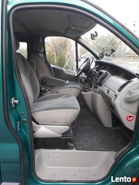 Nissan Primastar 1,9 100 DCI Kluczbork - zdjęcie 10