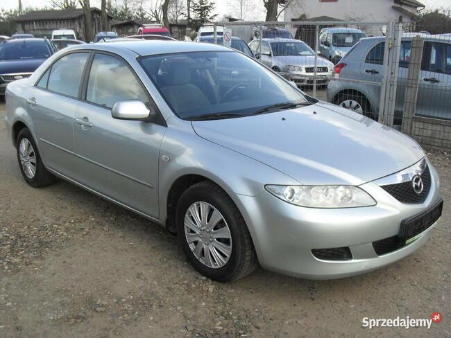 Mazda 6 - Sprzedam. zamienię na mniejszy 2-drzwiowy. Pułtusk - zdjęcie 1