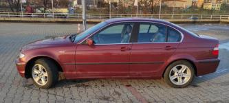 BMW E46 sedan 2.0 benzyna Piotrków Trybunalski - zdjęcie 3