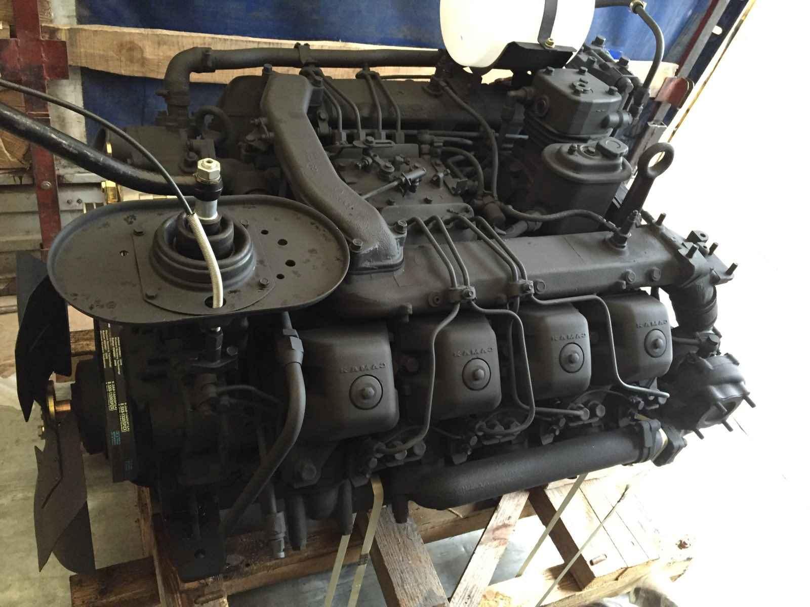 silnik i skrzynia biegów do kamaz maz kraz gas Bemowo - zdjęcie 3