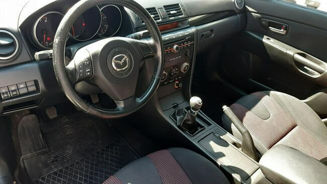 Mazda 3 1.6 105 KM Exclusive w kraju od 2017 Tychy - zdjęcie 8
