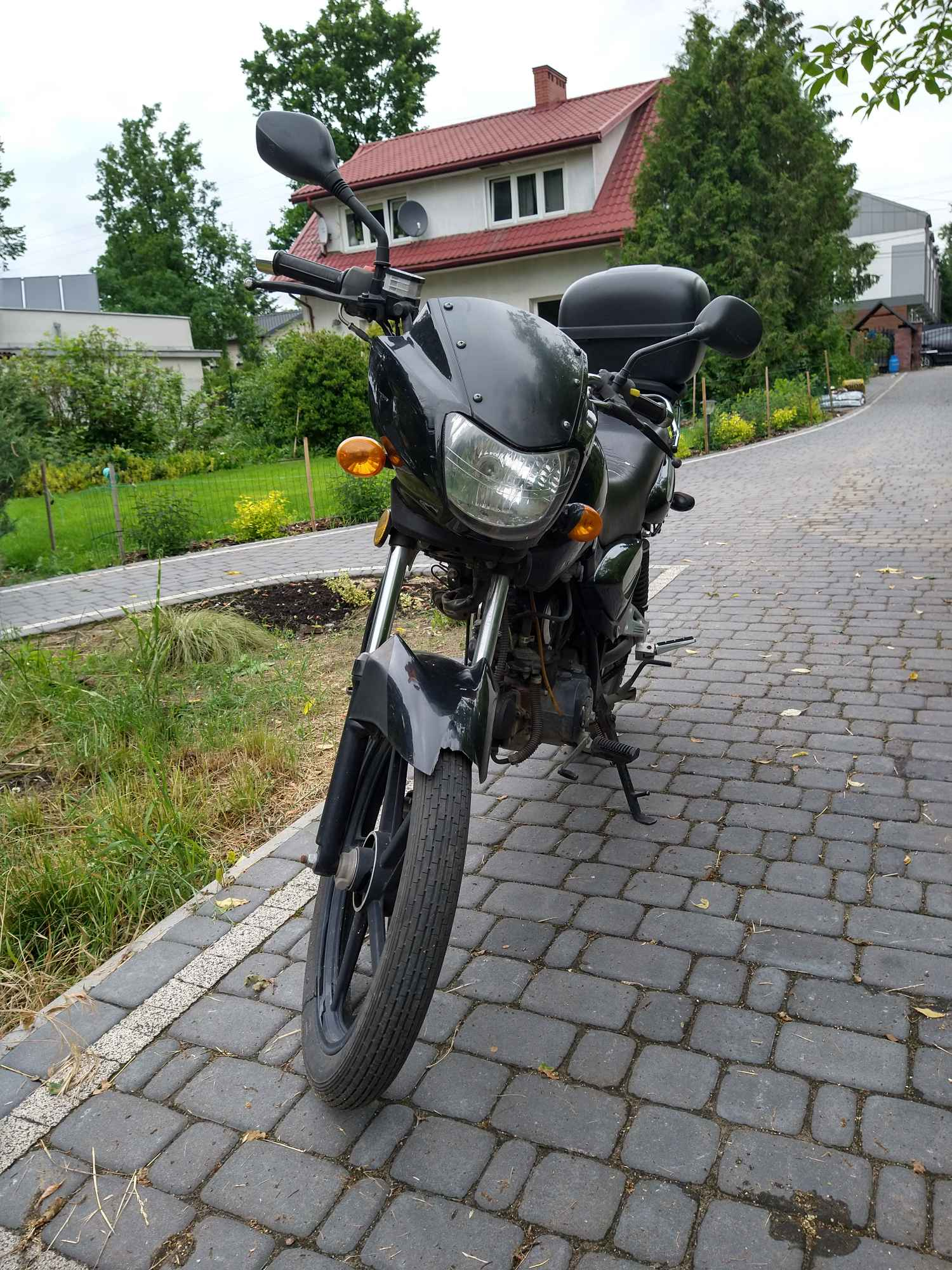 Motorower Ferro (Junak) 901 Białołęka - zdjęcie 6