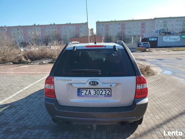 Kia sportage2 2005r. Żary - zdjęcie 8