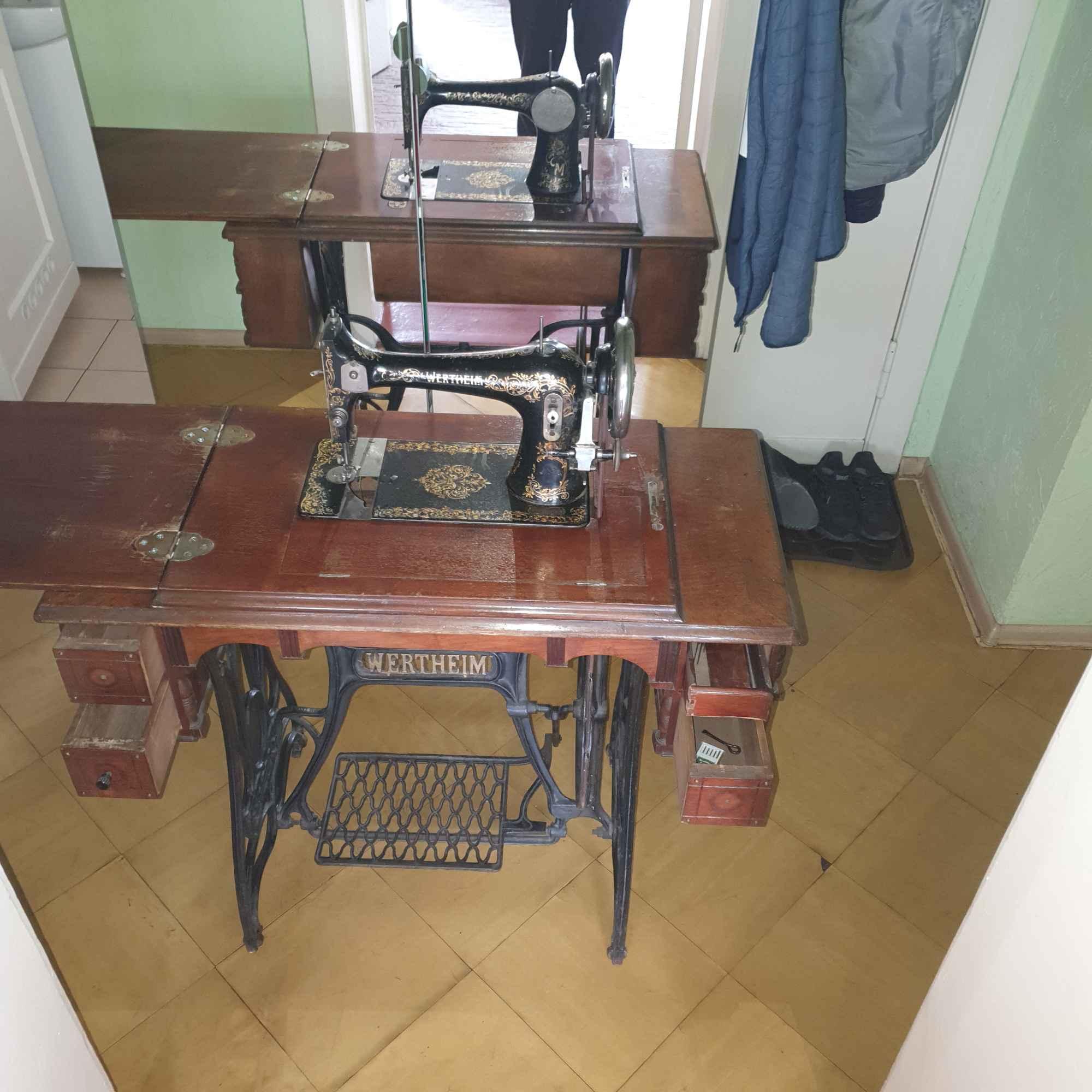 Sprzedam maszynę do szycia antyk Jeżyce - zdjęcie 4