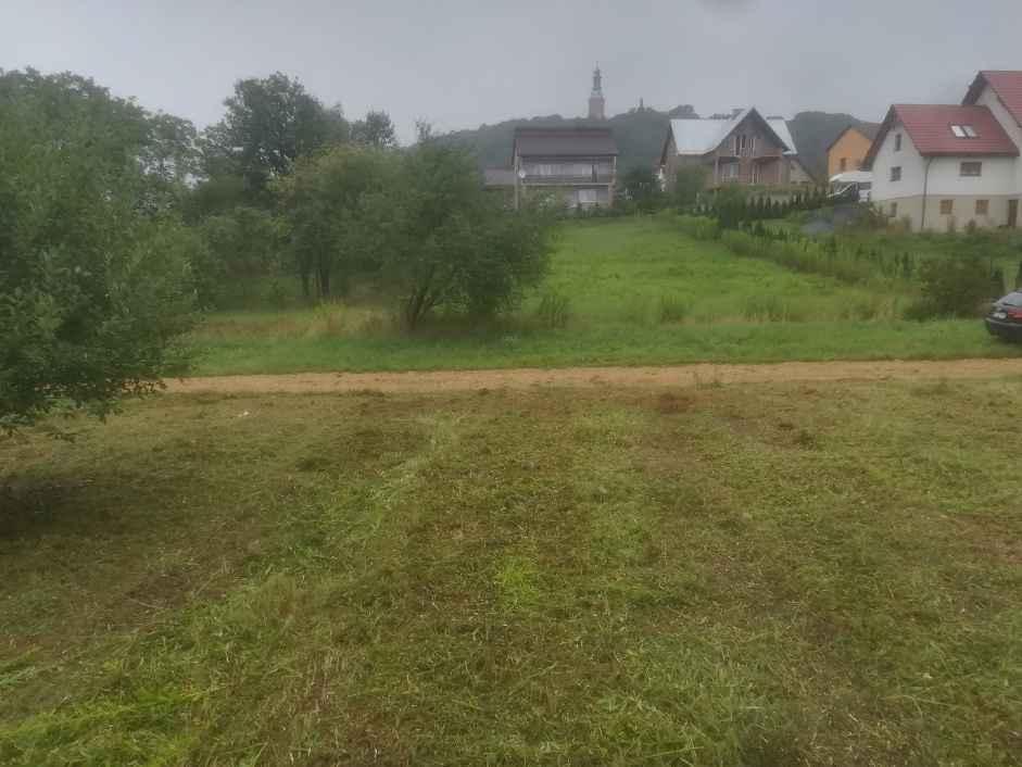 Działka budowlana z pozwoleniem i projektem Alwernia Alwernia - zdjęcie 3