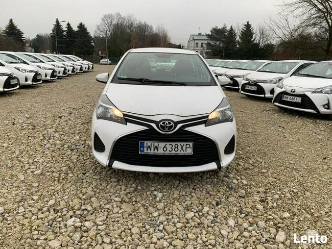 Toyota Yaris 1.0 EU6 69KM Active Salon PL Piaseczno - zdjęcie 4