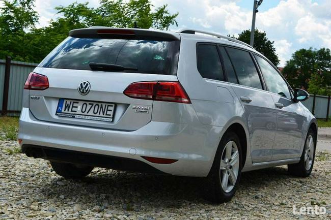 Volkswagen Golf 2.0TDI 150KM highline, 1 wł, salon PL, FV 23% Łódź - zdjęcie 4
