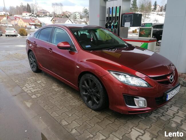 Mazda 6 2.5 PB* Alu 18 * BOSE * Sport *Bi Xenon * Full Opcja Sanok - zdjęcie 1