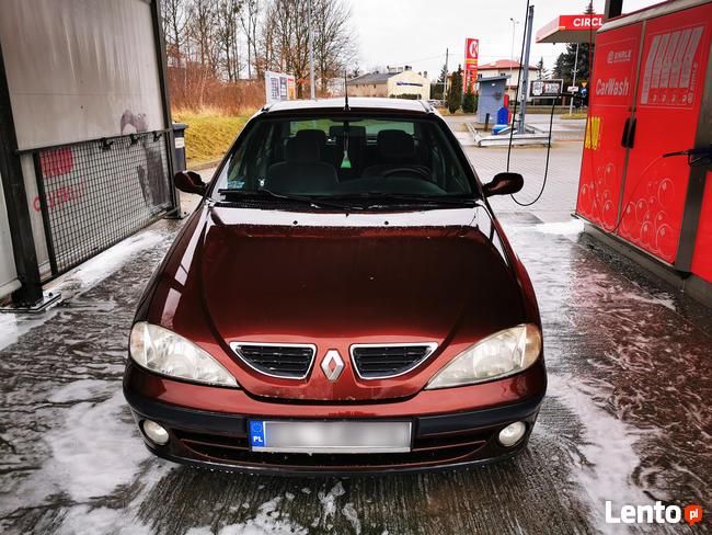 Renault Megane Classic Klima LPG Łódź - zdjęcie 3