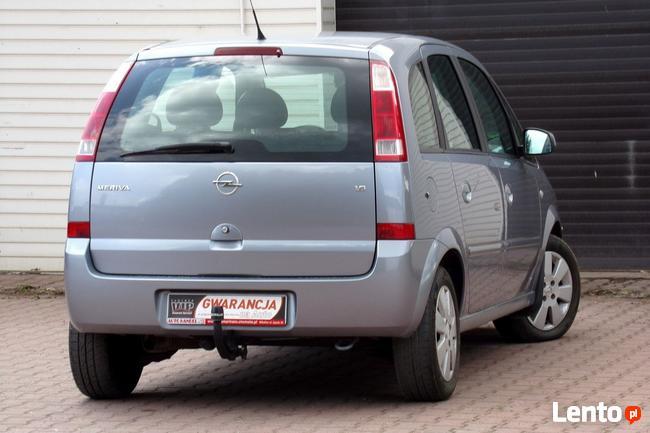 Opel Meriva Klimatyzacja / Gwarancja  / 1,6 / 100KM / 2005r Mikołów - zdjęcie 6