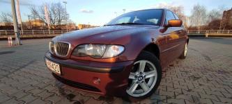 BMW E46 sedan 2.0 benzyna Piotrków Trybunalski - zdjęcie 8