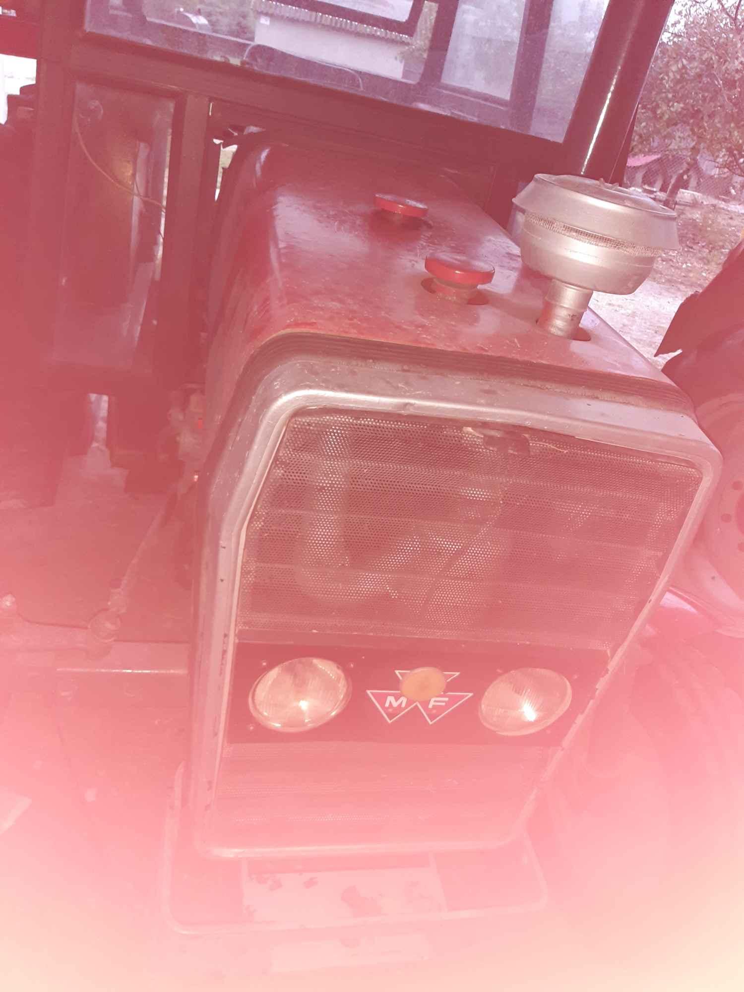 Sprzedam ciągnik MF 255 Kolonia Bobrowska Wola - zdjęcie 7
