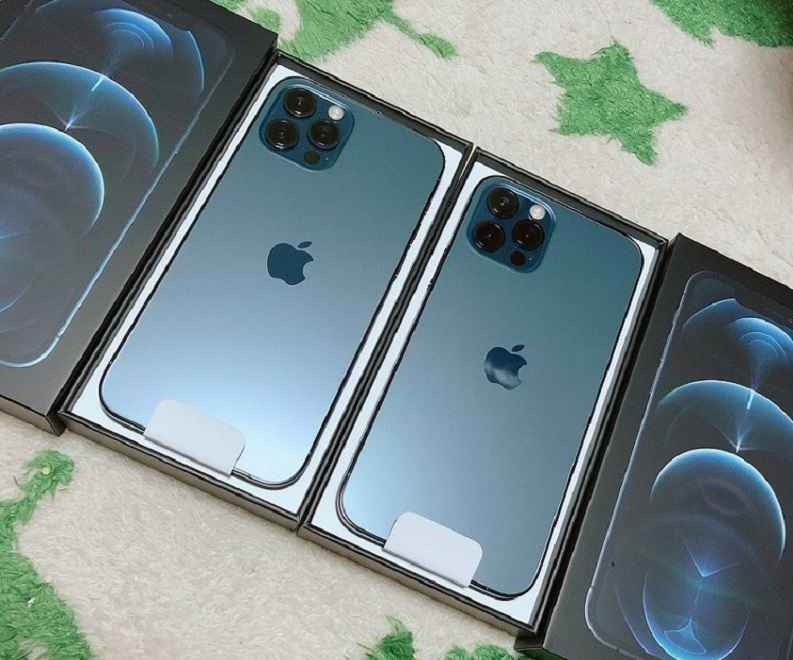 Apple iPhone 12 Pro 128GB = €600 , iPhone 12 Pro Max 128GB =  €650EUR Gdańsk - zdjęcie 1