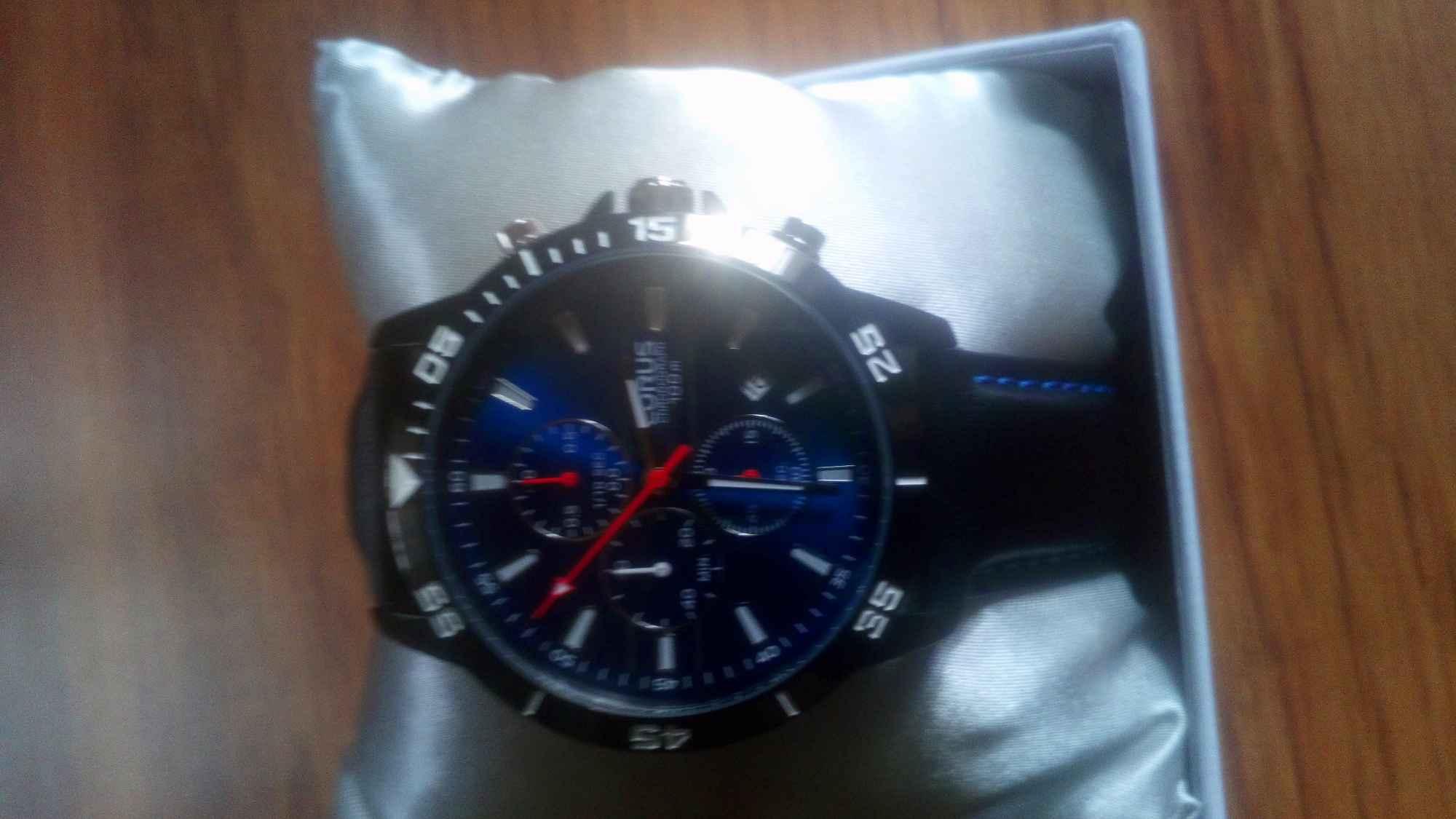 Sportowy Zegarek Lours Płouszowice - zdjęcie 3