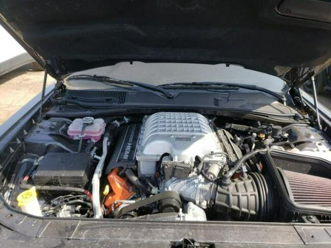 Dodge Challenger HELLCAT, 2020, 6.2L, porysowany Warszawa - zdjęcie 10