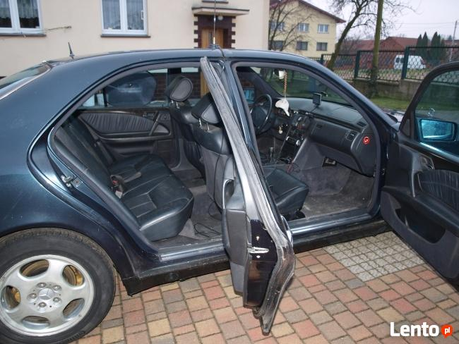 Mercedes E 290 2.9 Turbodiesel AVANTGARDE 1998r Kalisz - zdjęcie 8