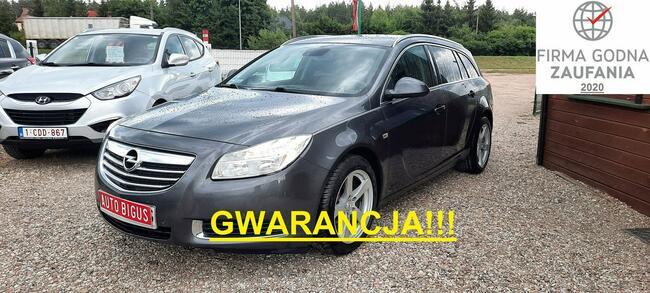 Opel Insignia duza navi zarejestrowana Lębork - zdjęcie 1