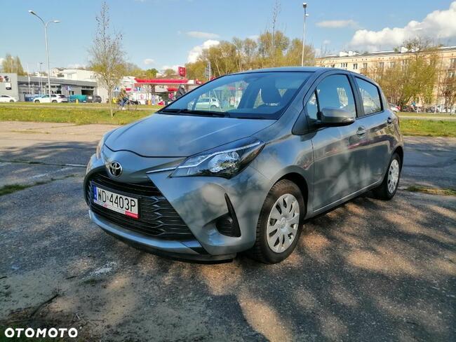 Toyota Yaris 1.0 Warszawa - zdjęcie 8