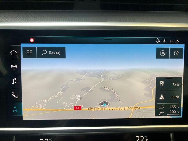 Audi A6 Szklany Dach | Temp akt | Kamera | Hak Gdańsk - zdjęcie 11