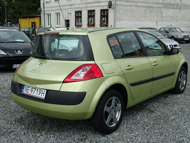 Renault Megane Benzyna Zarejestrowany Ubezpieczony Elbląg - zdjęcie 3