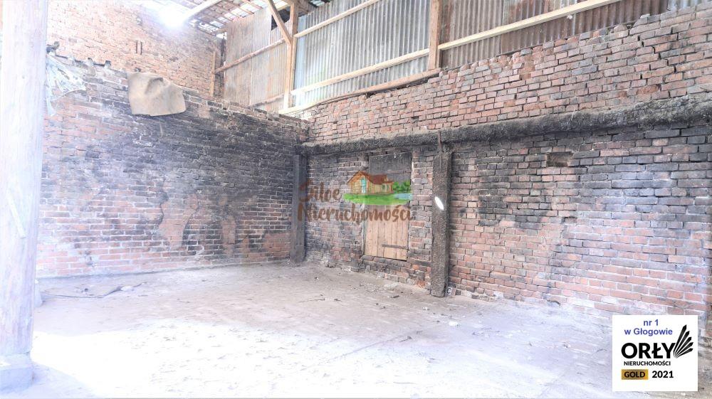 Działka (usługowa) z budynkiem gospodarczym Bogdaszowice - zdjęcie 7