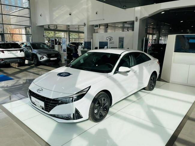 Hyundai Elantra Nowa 1.6 MPI 6MT SMART Łódź - zdjęcie 8