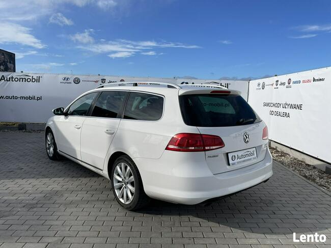 Volkswagen Passat 2,0TDI- 4x4- comfortline - DSG 7- 150KM Wejherowo - zdjęcie 6