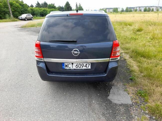 Opel Zafira B Ciechanów - zdjęcie 2