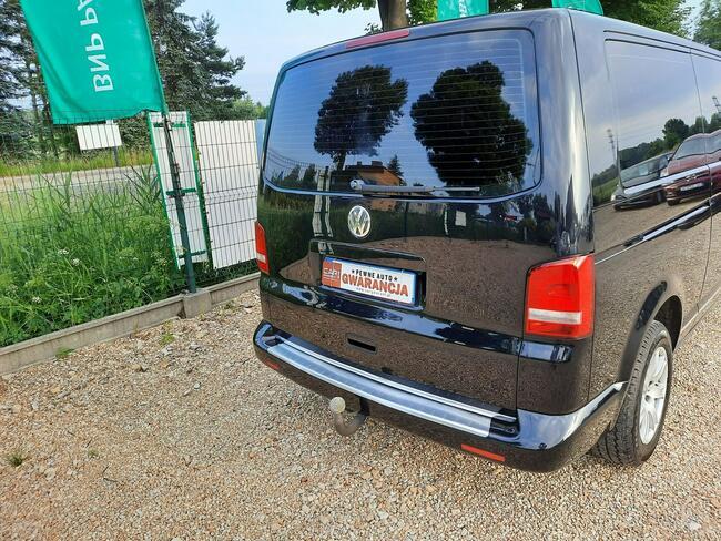 Volkswagen Caravelle wersja long .  bogata wersja. 9 -osobowa Chełm Śląski - zdjęcie 10