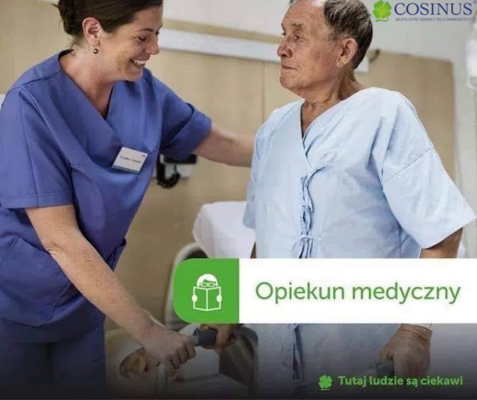 Opiekun medyczny Białystok - zdjęcie 1