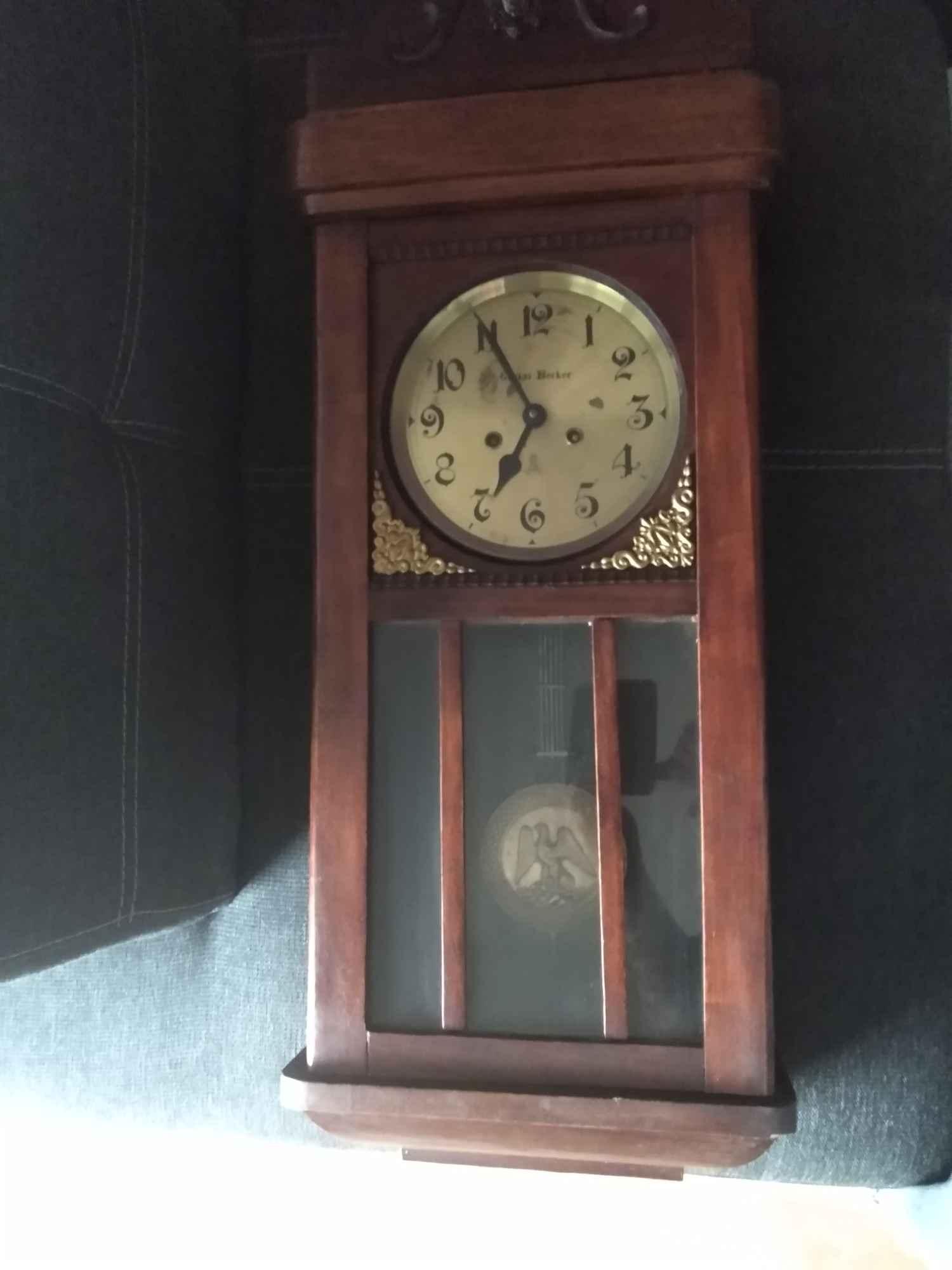 Zegar antyk Zabrze - zdjęcie 1