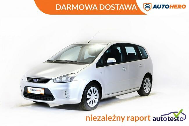 Ford C-Max DARMOWA DOSTAWA, PDC, Grzan fotele, Klima auto Warszawa - zdjęcie 1