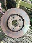 Tarcza + zacisk Audi A6C6 allroad Bałuty - zdjęcie 4