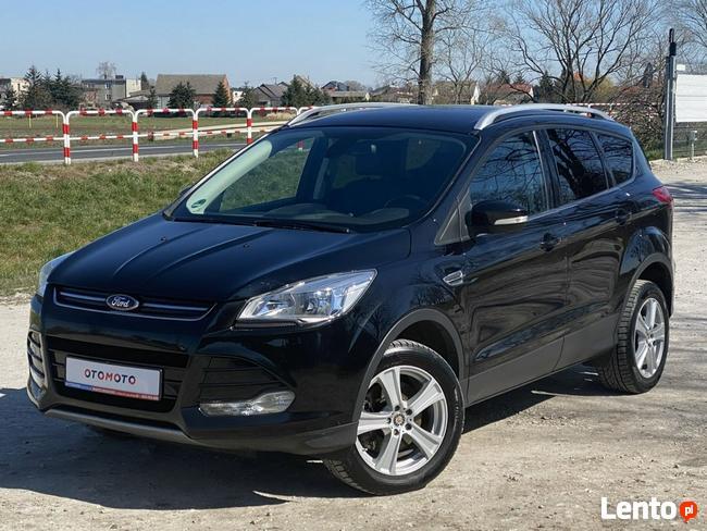 Ford Kuga Świeżo Zarejestrowane,przebieg 70tys km,4X4 skóra,Gwarancja Masłowo - zdjęcie 8