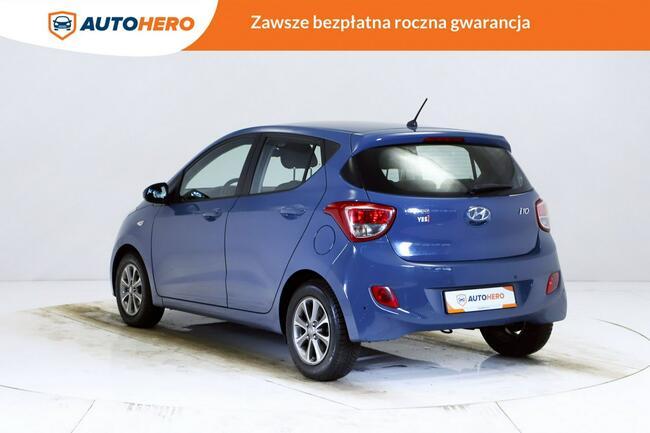Hyundai i10 DARMOWA DOSTAWA, Hist Serwis, Grzane fotele, LED, Klima, Warszawa - zdjęcie 3