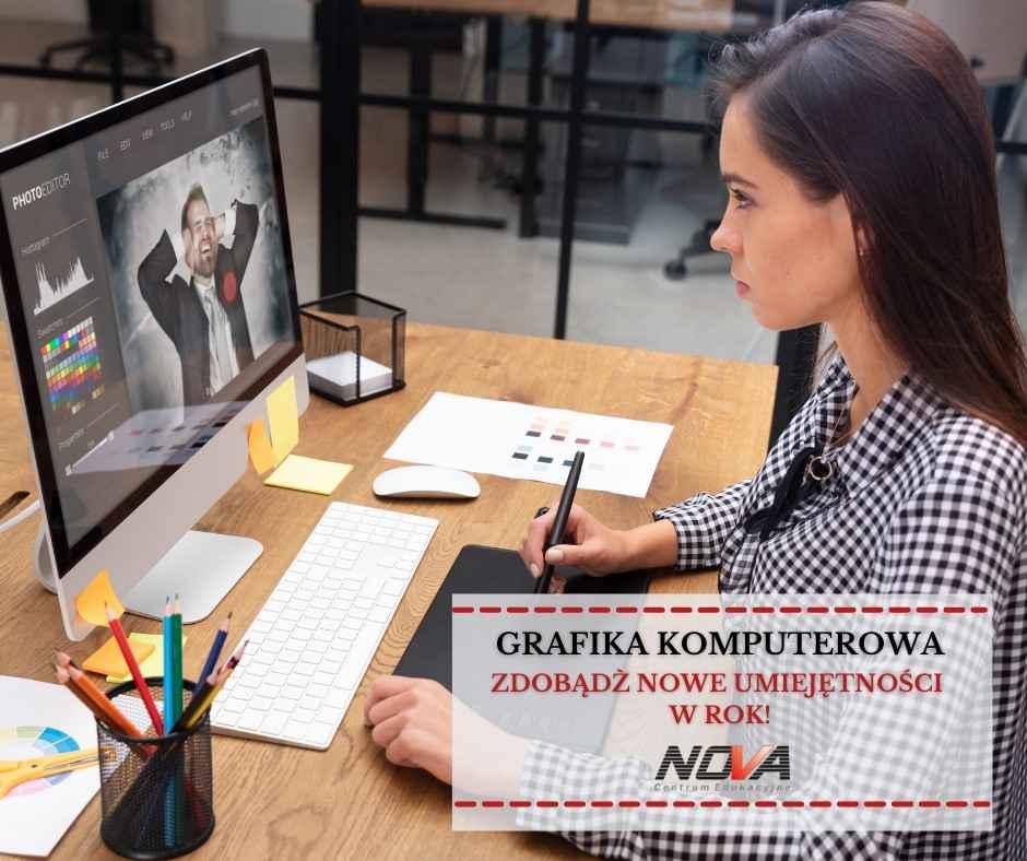 Grafika komputerowa Lublin - zdjęcie 1