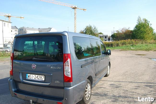 Fiat Scudo Siedlce - zdjęcie 5