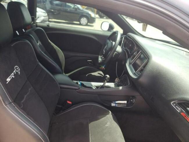 Dodge Challenger SRT Widebody, manual, porysowany lakier Warszawa - zdjęcie 5