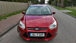 Ford Focus 1.6 Benzyna 182KM TITANIUM Asystent Biksenon Led Błonie - zdjęcie 4