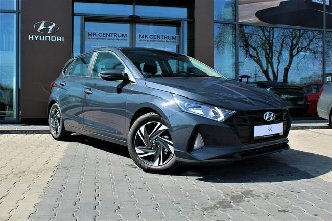 Hyundai i20 Nowy Model ! Comfort! 1.2 MPI 84KM Łódź - zdjęcie 7