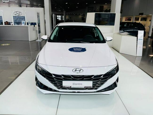 Hyundai Elantra Nowa 1.6 MPI 6MT SMART Łódź - zdjęcie 3