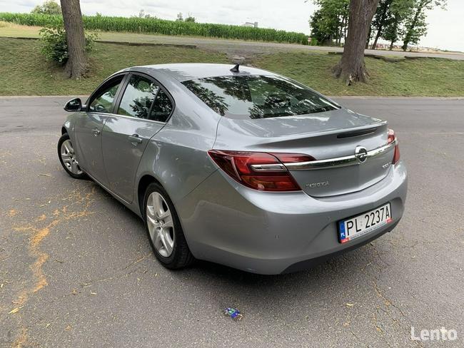 Opel Insignia Lift Sedan Duża navi Super stan Gostyń - zdjęcie 4